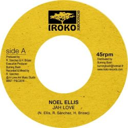 Noel Ellis - Jah Love - 7""