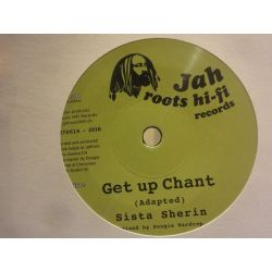 Sista Sherin - Get up Chant - 7""