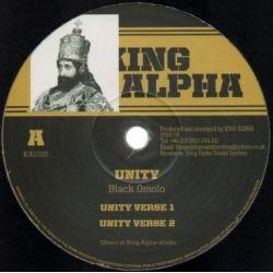 "Black Omolo - Unity / Salute - 12"""
