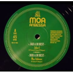 Jules I / Prince David - Jah A Di Best / Everliving  - 12""