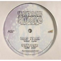 Ras Iyah / Idren Natural - Haile Iyah / What Happen To The Love - 12""