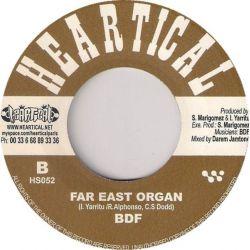 """Michael Rose / Basque Dub Foundation - Downpressor / Far East Organ - 7"""""""