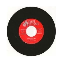 Horace Martin - Earthquake - 7""