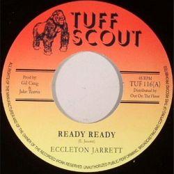 "Eccleton Jarrett - Ready Ready - 7"""