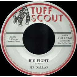 Mr Dallas  - Big Fight - 7""