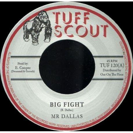"""Mr Dallas  - Big Fight - 7"""""""