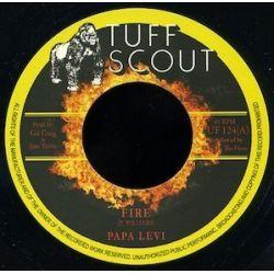 "Papa Levi / Tuff Scout All Stars - Fire - 7"""