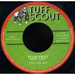 Two Heads  - Push Away - 7""