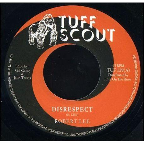"Robert Lee  - Disrespect - 7"""