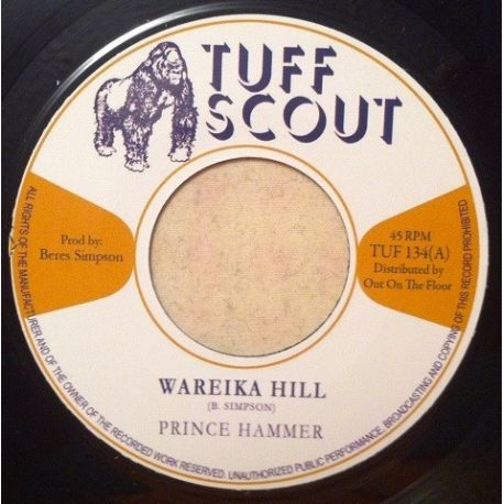 "Prince Hammer - Wareika Hill - 7"""
