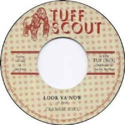 Frankie Paul - Look Yah Now - 7""