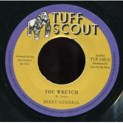 Mikey General - You Wretch  - 7""