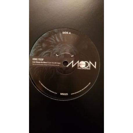 King Yoof - Lion Sleeps No More - 10""