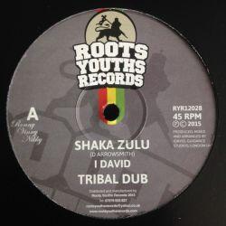 """I-David - Shaka Zulu - 12"""""""