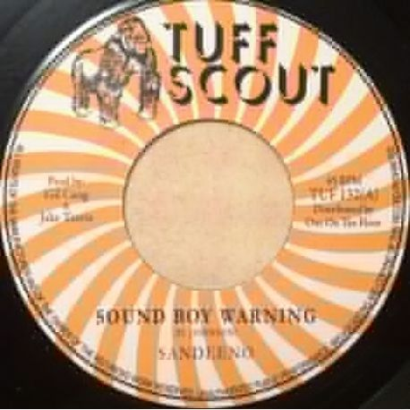 "Sandeeno - Sound Boy Warning - 7"""