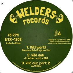 Massive Dub Corporation - Wild World - 12""