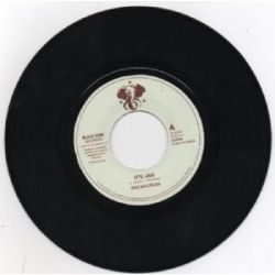 Ras Mac Bean / Amy Nicholls - It's Jah - 7""