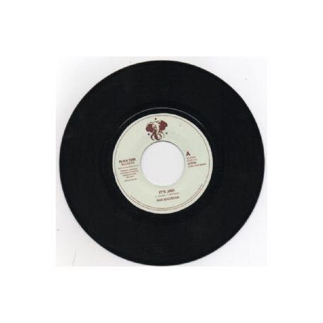 "Ras Mac Bean / Amy Nicholls - It's Jah - 7"""