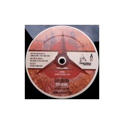 Fitta Warri / King Dubear - Gideon Fire / Righteous Warriors - 12""