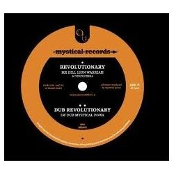Mr Dill Lion Warriah / LW Dub Mystical Powa / Anayah Roots /  - Revolutionary - 12""