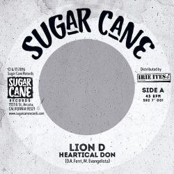 Lion D - Heartical Don - 7""