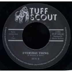 Hue B - Everyday Thing - 7""