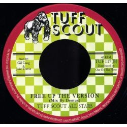 Eccleton Jarrett / Tuff Scout All Stars - Free Up - 7""