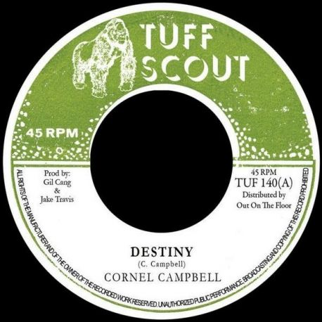 "Cornell Campbell - Destiny - 7"""