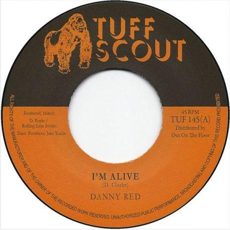 "Danny Red - I'm Alive - 7"""