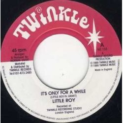 Little Roy - It's Only For A While - 7""