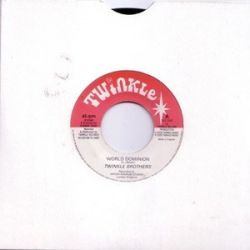 Twinkle Brothers - World Dominion - 7""