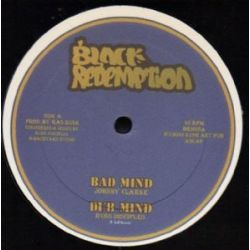 Johnny Clarke - Bad Mind - 10""