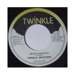 """Twinkle Brothers - Human Injustice - 7"""""""