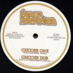 Judah Eskender Tafari , Jonah Dan , Russ D - Choose One , Meditation - 10""