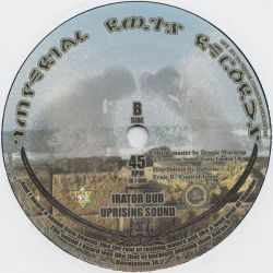 "Uprising Sound Feat. Dan I - Seeking The Irator - 7"""