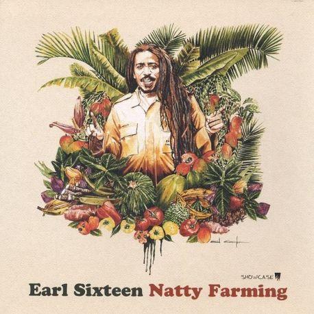 Earl Sixteen - Natty Farming - LP