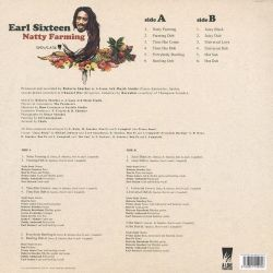 Earl Sixteen - Natty Farming - LP