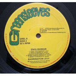 Barrington Levy - Englishman - LP