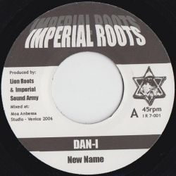 Dan I - New Name - 7""