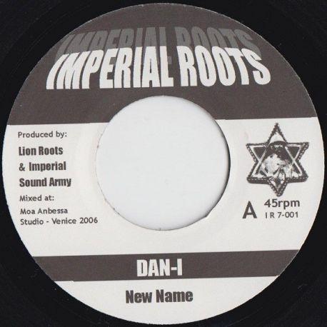 "Dan I - New Name - 7"""