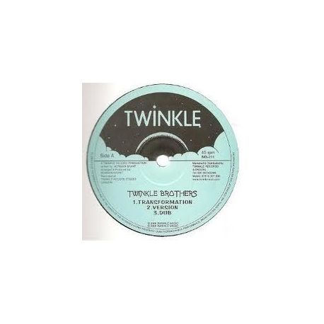 Twinkle Brothers - Transformation / Africa Get Enough Punishment - 12""