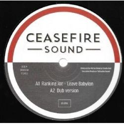 Ranking Joe / Kenny Knots - Leave Babylon / Never Expected - 10""