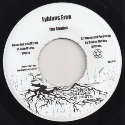 The Shades  - Lybians Free - 7""