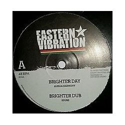 Amelia Harmony / I Jah Salomon -  Brighter Day  - 12""