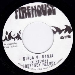 Courtney Melody - Ninja Mi Ninja - 7""