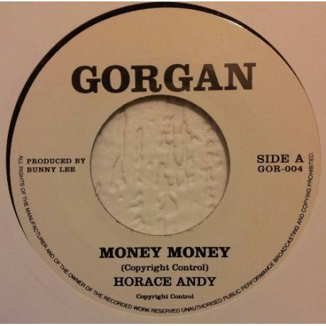 "Horace Andy - Money Money - 7"""