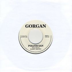 Barry Brown - Politician - 7""