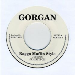 Jah Stitch / The Aggrovators - Ragga Muffin Style / Ragga Muffin Dub - 7""
