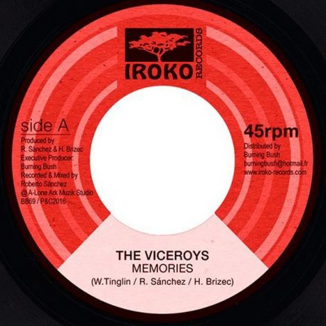"""The Viceroys - Memories - 7"""""""