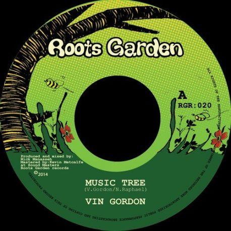 "Vin Gordon / Manasseh - Music Tree / Mango 13 Dub - 7"""